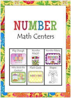 math info and games Kindergarten Classroom Management, Numbers Kindergarten, Kindergarten Math Activities, Teaching Kindergarten, Math Classroom, Teaching Ideas, Math Work, Fun Math, Math Groups