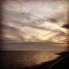 Eliza's K photos | Καμια φορα στη θάλασσα … Ως εκει . #sea #sky...