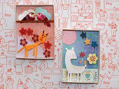 DIY : fabriquer une boîte à bonheur avec Pois et Moi - Purple Jumble