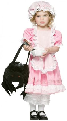 Toddler Little Miss Muffet Costume