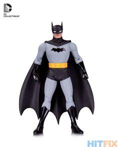 DC Comics Designer figurine Batman by Darwyn Cooke DC Collectibles - France Figurines Batman Cartoon, Batman Vs Superman, Batman Comic Books, I Am Batman, Comic Book Heroes, Kids Batman, Funny Batman, Baby Batman, Batman Logo