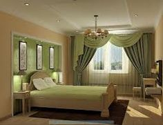 modern and attractive curtain style