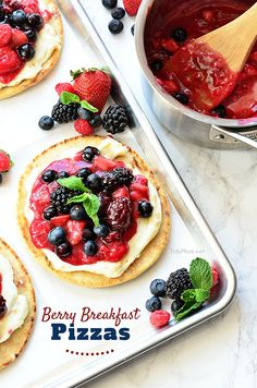 Mixed Berry Breakfas