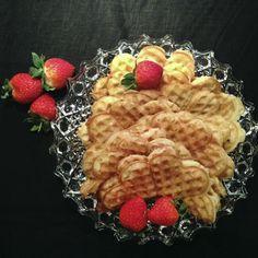 Waffles, Breakfast, Party, Food, Morning Coffee, Essen, Waffle, Parties, Meals
