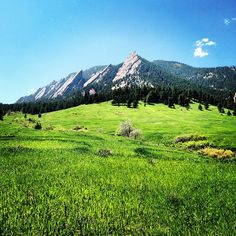 boulder co. great hikes