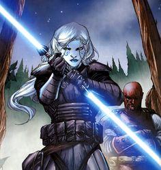 jarael | STAR WARS Knights of the Old Republic: Jarael