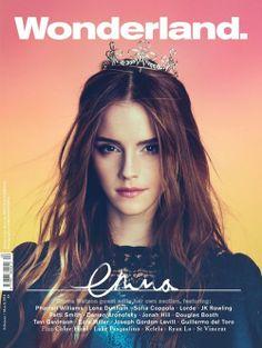 Emma Watson | Wonderland Magazine