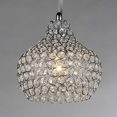 Light up your living room or entryway in elegance with the Kiss crystal chrome-finished chandelier. This hardwired chandelier, fashioned with ornate chrome hoops and sparkling Tiffany glass crystals, Tiffany Chandelier, Chandelier Lighting, Crystal Pendant Lighting, Chandelier Ideas, Brass Chandelier, Pendant Lights, Room Lights, Ceiling Lights, Ceiling Fans