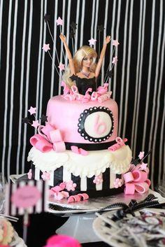 Barbie Birthday Bash  | CatchMyParty.com