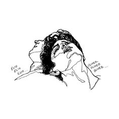 Elio and Oliver (call me by your name) Name Drawings, Art Drawings Sketches, Minimal Drawings, Hipster Drawings, Tattoo Drawings, Arte Sketchbook, Name Art, Aesthetic Art, Aesthetic Drawings