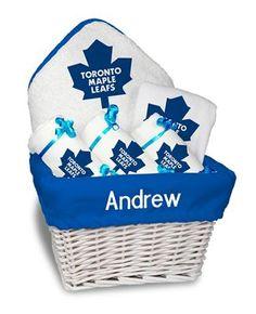 Toronto Maple Leafs Baby Gifts 9 Ideas Toronto Maple Leafs Personalized Baby Gifts Maple Leafs