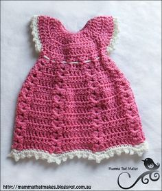 Sophia Gown By Myshelle Cole - Free Crochet Pattern - Preemie And Newborn Sizes - (ravelry)