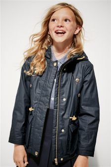 Navy Technical Jacket (3-16yrs)