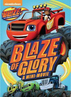 Blaze & The Monster Machines Blaze of Glory