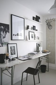 Via: http://husligheter.se/10-x-gorgeous-home-offices/