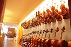 In Luthier Vidal Barcelona store you will find violins, violas and cellos. Cellos, Cello