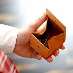 TSUCHIYA BAG HK / NUME - Box Coin Case
