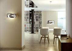 Nowoczesne i energooszczędne lampy wiszące. Duży wybór lamp o unikatowych wzorach i kształtach - sklep z oświetleniem Max-Fliz. Projekty wnętrz z zastosowaniem lamp