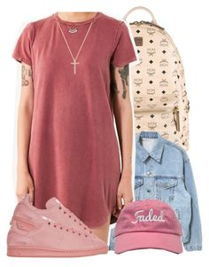 """""""Wolf ~ Tyler The Creator"""" by retrovintagepizza ❤ liked on Polyvore featuring MCM, BDG, adidas and Nephora"""