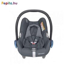 Buy Maxi-Cosi CabrioFix Group Baby Car Seat, Essential Graphite from our Car Seats range at John Lewis & Partners. Baby Canopy, Sun Canopy, Baby Head Support, Baby Transport, Travel System, Baby Baby, Baby Car Seats, Babys, Infant