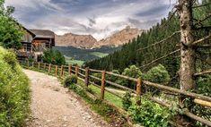 La Villa, Alta Badia, Trentino Alto Adige, Italy.