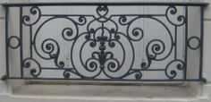 hek Grand Staircase, Stairs, Window Grill Design, Front Grill, Railings, Grills, Wrought Iron, Fence, Windows