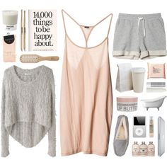 lazy day outfits for over Lazy Day Outfits, Summer Outfits, Casual Outfits, Cute Pyjama, Mode Style, Style Me, Pijamas Women, Sport Outfit, Mode Inspiration