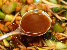 Spicy Stir-Fry Sauce Recipe