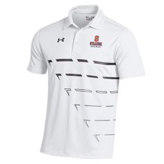 Syracuse Orange Under Armour Compete Polo – White - $52.99