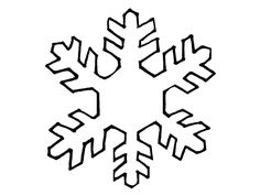 Snowflake Coloring Pages (16 Pictures) - Colorine.net | 18351