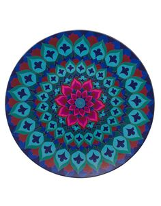 MANDALA-plate INDISKA Shop Online