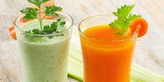 5 gezonde sapjes om de dag mee te beginnen Koken, Recepten - Margriet