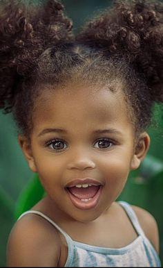 Cute Little Baby, Pretty Baby, Little Babies, Little Girls, Beautiful Babies, Beautiful People, Most Beautiful, African American Beauty, Little People