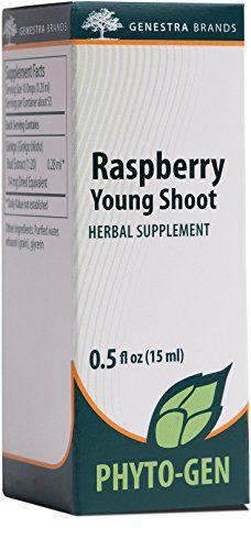 Genestra Brands - Raspberry Young Shoot - Herbal Suppleme...