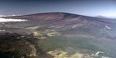 Mauna Loa Volcano, Hawaii,