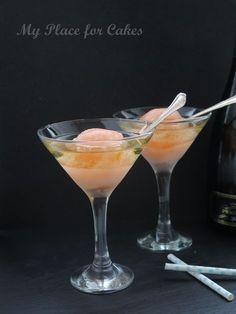 Aperol Spritz Float Cream Soda, Ice Cream, Yummy Drinks, Smoothies, Frozen, Cocktails, Cooking, Healthy, Tableware