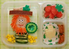 We love a creative and healthy lunch!