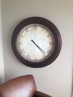 Large handmade clocks by TheLimitedReserve on Etsy, $499.00