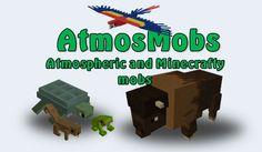 AtmosMobs Mod para Minecraft 1.4.6 y 1.4.7