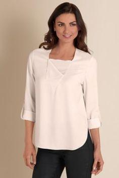 Exquisite Top - Women's Tops, Women's Shirts, Tops   Soft Surroundings