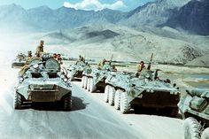 Early-Cold-War-Events - Soviet War in Afghanistan