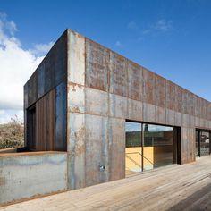 Bernard Desmoulin — Construction d'un Pole de Restauration à l'ENSAM de Cluny