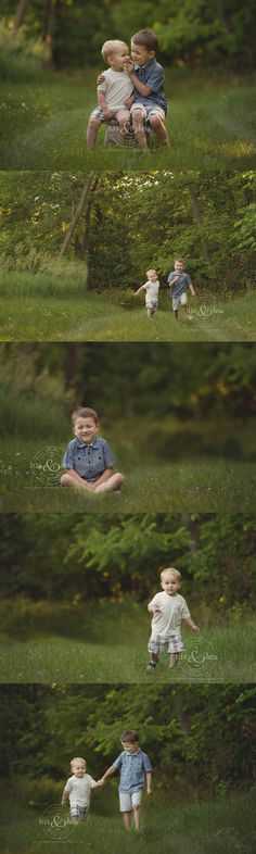 Brothers | child photographer, Darcy Milder | Des Moines, Iowa His & Hers Photography