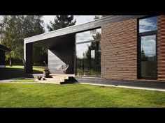 EBK ONV Huset - YouTube Garage Doors, Outdoor Decor, Youtube, Home Decor, Interior Design, Home Interior Design, Youtubers, Youtube Movies, Home Decoration