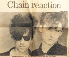 the jesus and mary chain   Tumblr