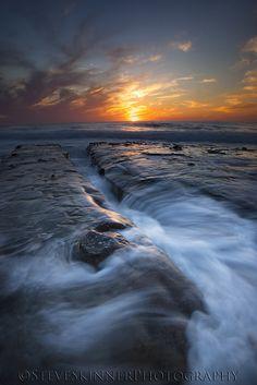 A Swirl of Blue - La Jolla on Flickr.