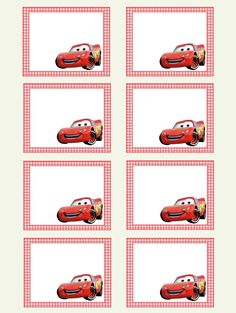 34 Best Cumpleanos Cars Images On Pinterest Cars Birthday Parties