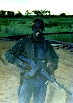 Navy SEAL Darryl Young ~ Vietnam War