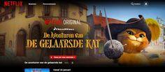 De serie over dit stoere katje verschijnt nog deze maand op #Netflix! http://www.netflix-nederland.nl/de-avonturen-van-de-gelaarsde-kat-16-01-op-netflix/