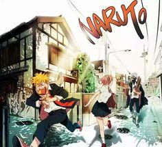 Naruto ooc high school